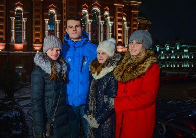 ЦО№10 11Б класс, Выпуск 2018 Вечерний фотосет
