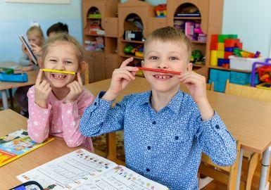Детский Сад №10, Выпуск 2018 Один день в детском саду