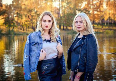 ЦО №31 11Б класс, Выпуск 2019 Осенний фотосет для выпускного альбома