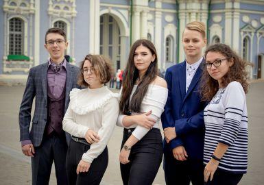 ЦО №34 9А класс, Выпуск 2019 Тульский кремль. Фотосет для школьного альбома.