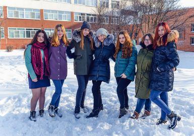ЦО№31 11А класс, Выпуск 2018 Зима