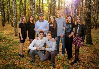 ЦО №34 11А класс, Выпуск 2019 Фотопрогулка для выпускного альбома